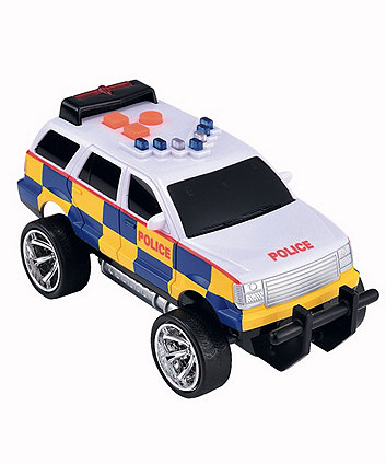 Big City Mini Police Car