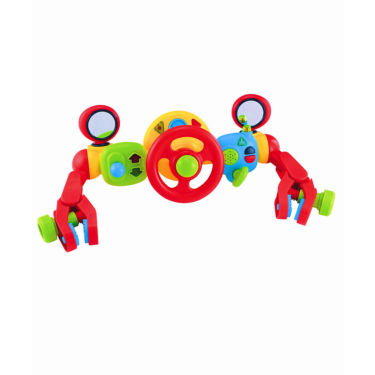 New ELC Boys & Girls Lights & Sounds Buggy Driver - Red Travel Toy From 3 months