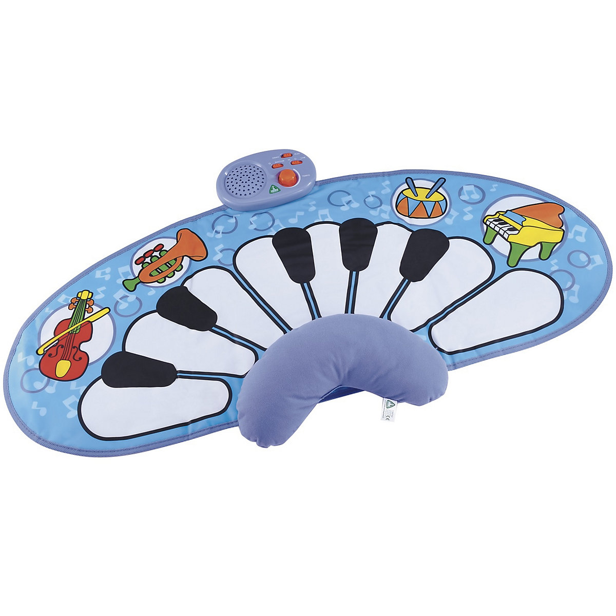New ELC Boys and Girls Baby Percussion Mat Musical Baby Toy From 6 months - Toddler Gifts