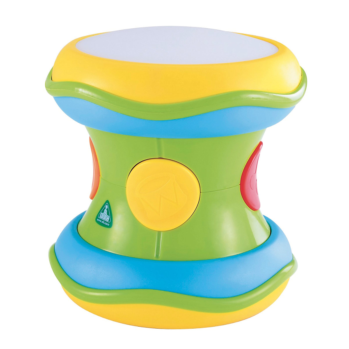 New ELC Boys and Girls Light and Sound Drum Toy From 9 months - Toddler Gifts