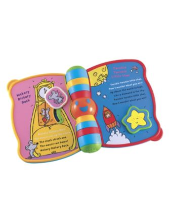 Singing Nursery Rhyme Book