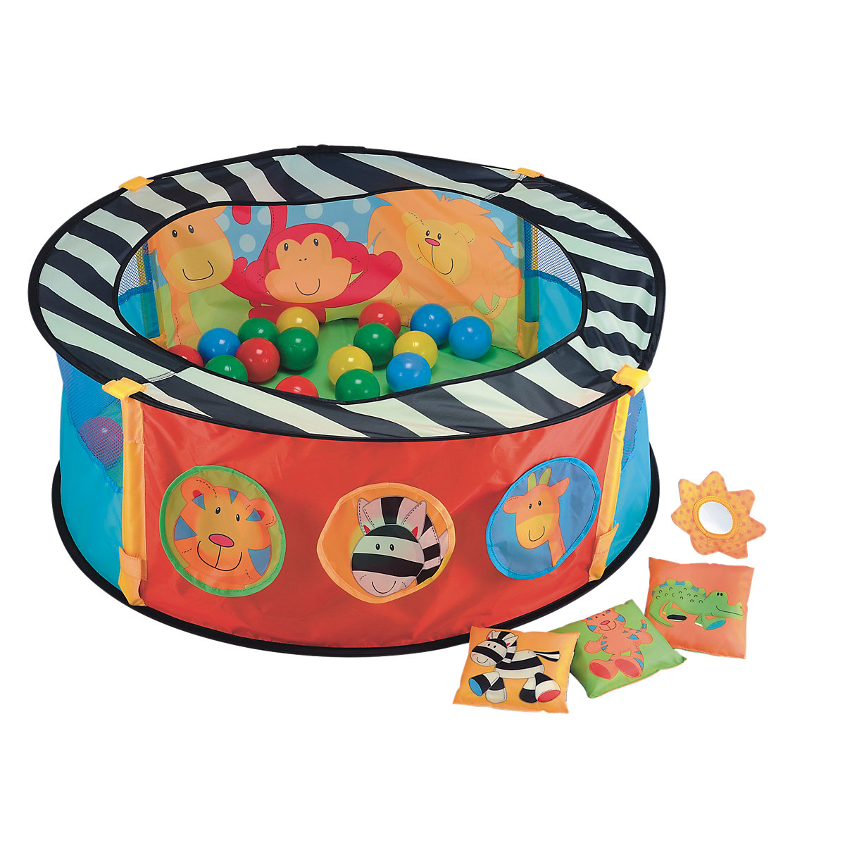 New ELC Boys and Girls Sensory Ball Pit Baby Toy From 6 months - Toddler Gifts
