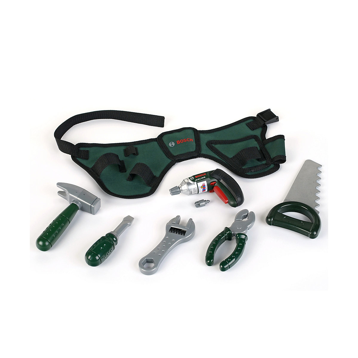 New ELC Boys and Girls Bosch Tool Belt Toy From 3 years - Dressing Up Gifts