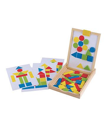 My Magnetic Pattern Board