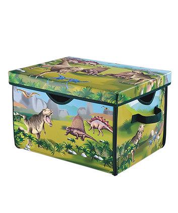 Dinosaur Storage Case and Playmat Set