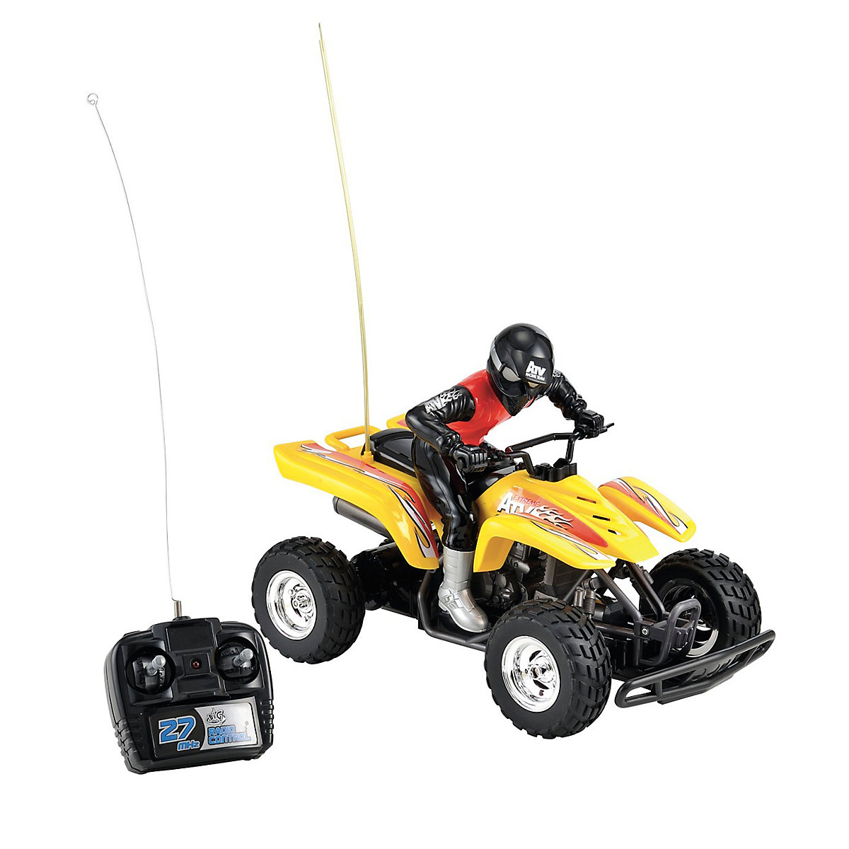New Big City Boy Radio Control Quad Bike Remote Control Toy From 3 years - Remote Control Gifts