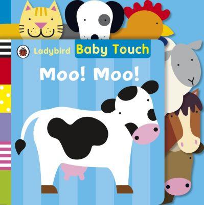 Ladybird Baby Touch Moo Moo Tab Book