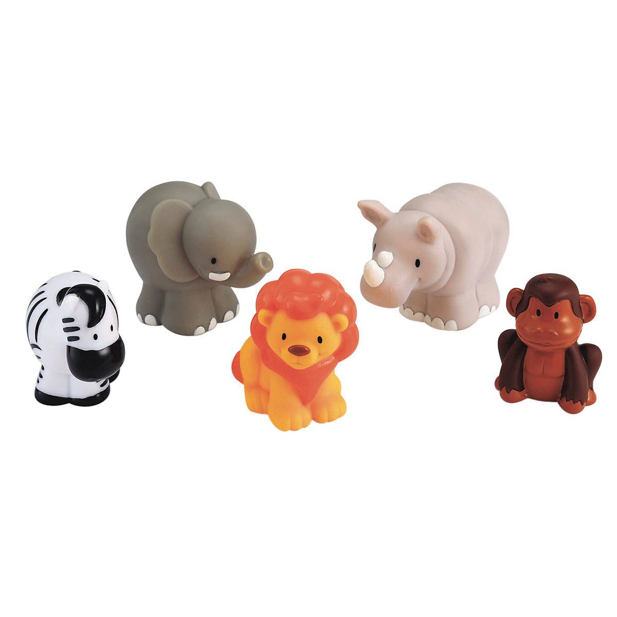 New ELC Boys and Girls Happyland Wild Animals Toy From 18 months