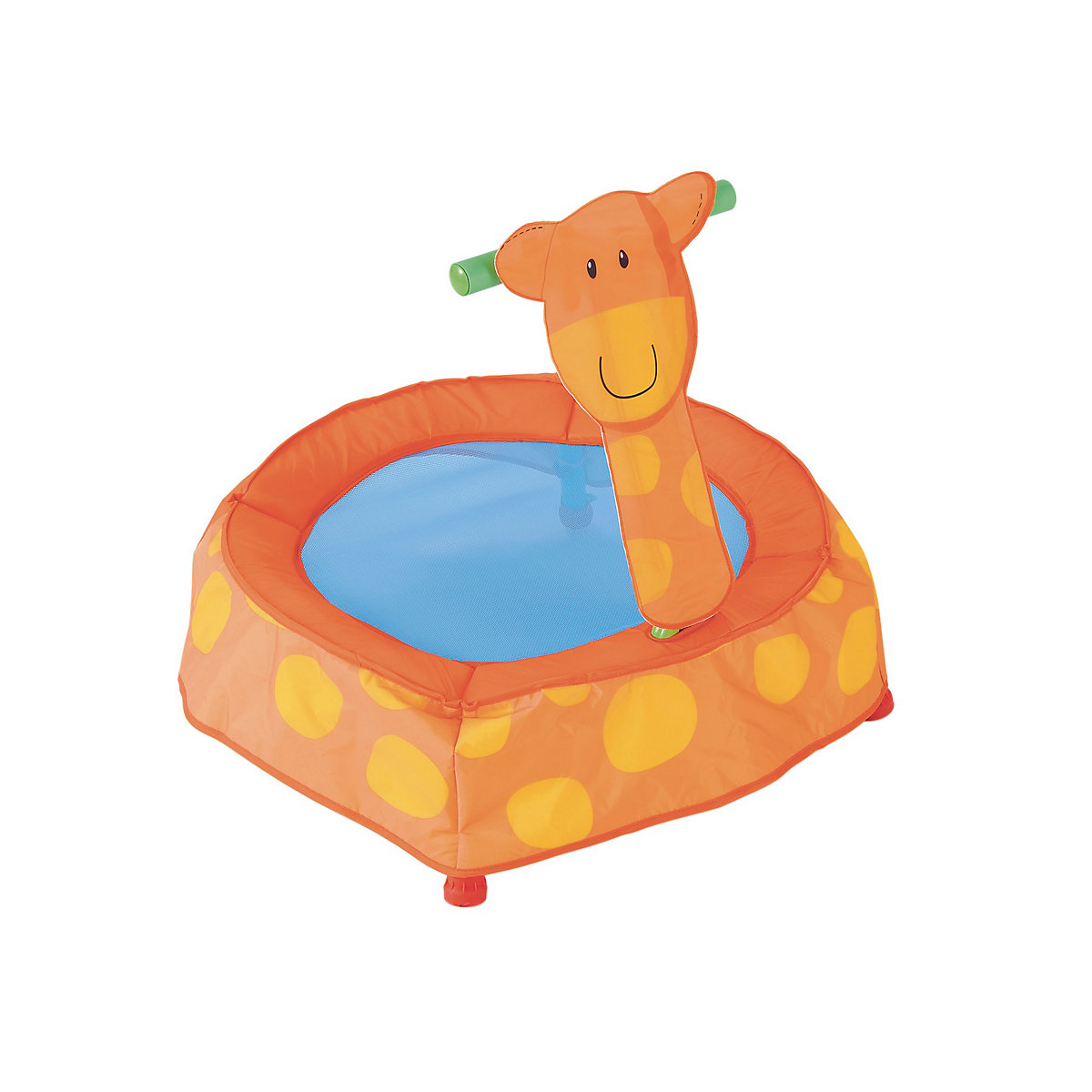 New ELC Boys and Girls Indoor Giraffe Trampoline Toy From 1 year - Giraffe Gifts
