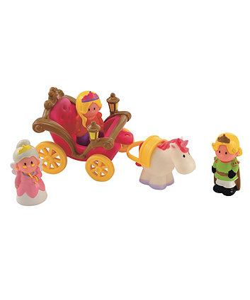 Happyland Enchanted Carriage Set