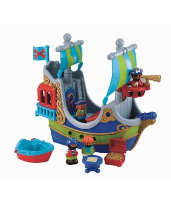 Happyland Pirate Ship