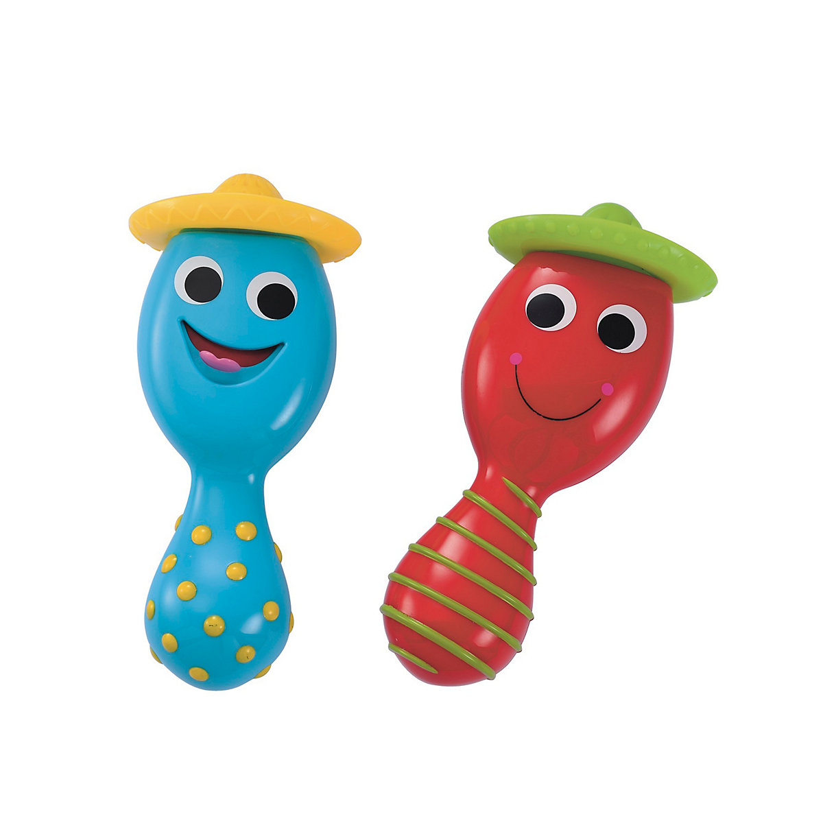 New ELC Boys and Girls Fun Singing Maracas Toy From 6 months - Toy Gifts
