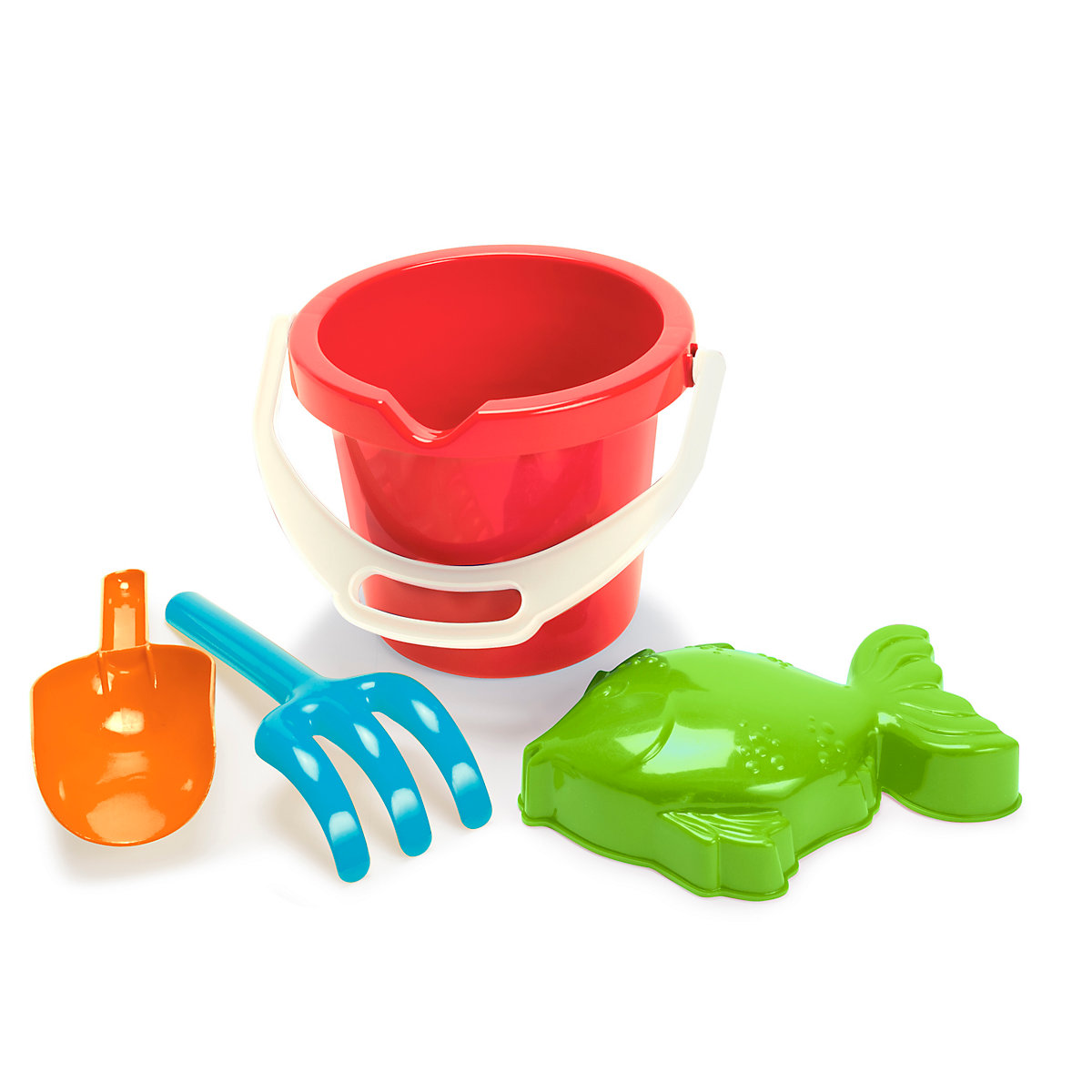 New ELC Boys and Girls Baby Bucket Set Toy From 1 year - Early Learning Centre Gifts