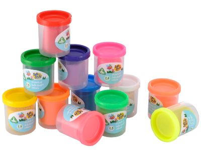 Soft Stuff - 12 Colours