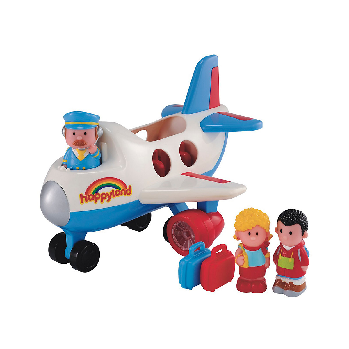 New ELC Boys and Girls Happyland Fly and Go Jumbo Toy From 2 years