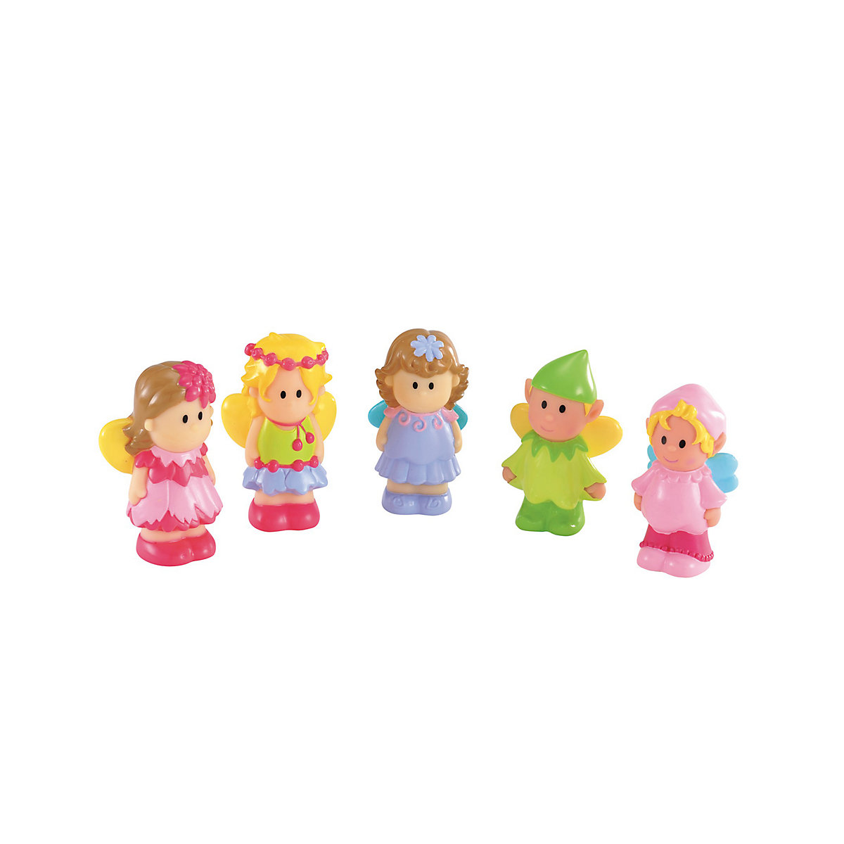New ELC Boys and Girls Happyland Fairy Figures Toy From 18 months