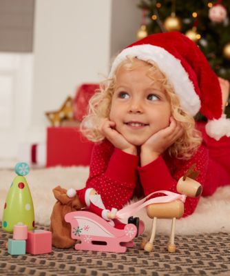 Rosebud Christmas Set