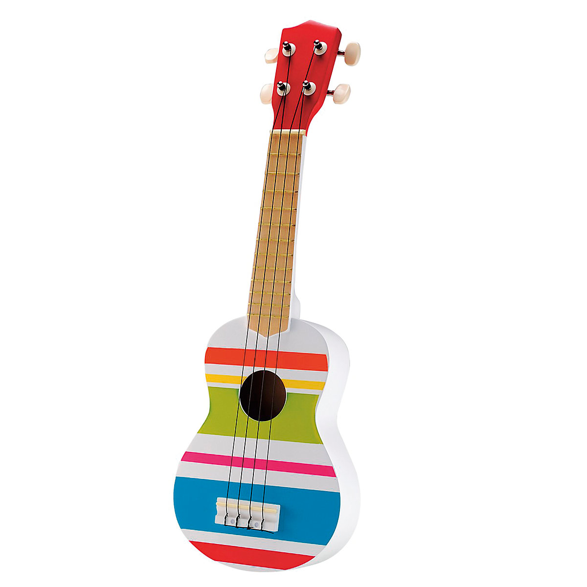 New ELC Wooden Guitar Toy From 3 years - Music Gifts
