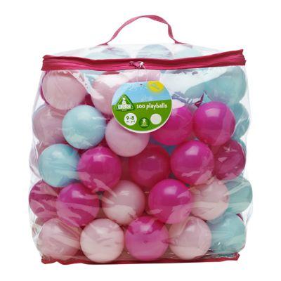 100 Pink Playballs