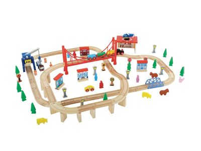 Big City Adventure Train Set