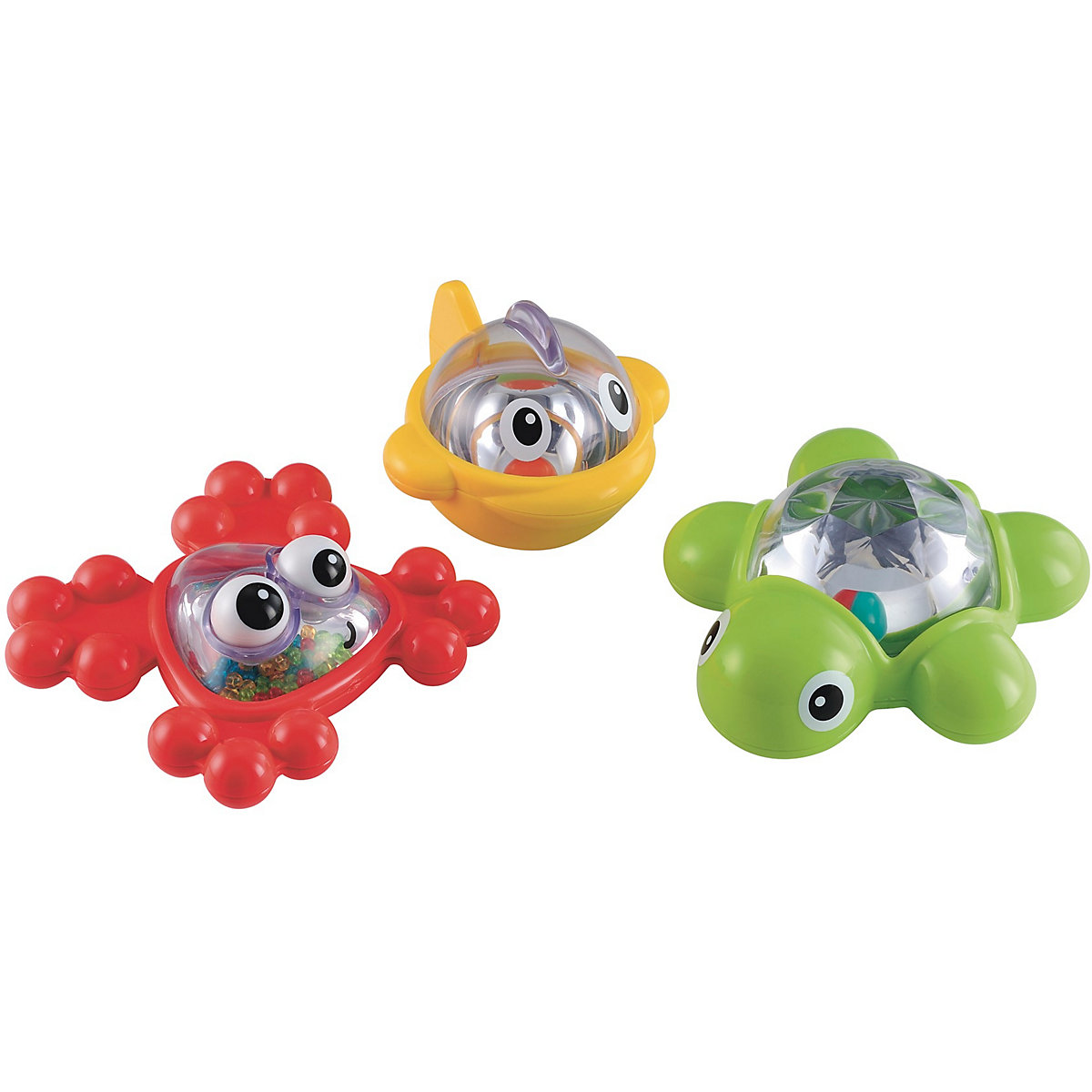New ELC Boys and Girls Bath Rattle and Roll Friends Toy From 6 months - Early Learning Centre Gifts