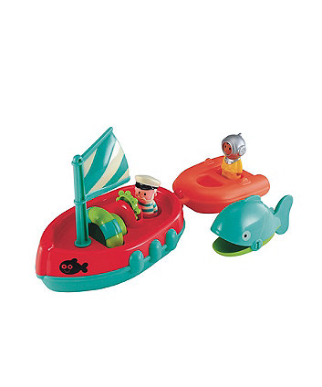 Happyland Bath Time Boat