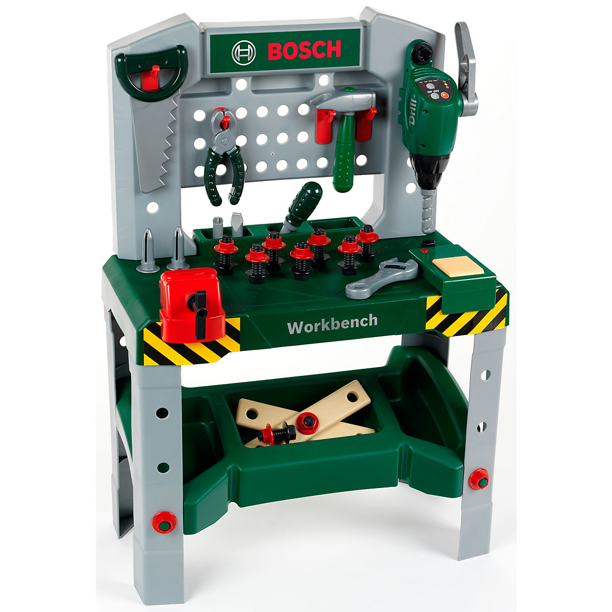 New ELC Unisex Bosch Workbench with Sounds Toy From 3 years - Dressing Up Gifts