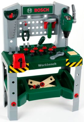 Bosch Workbench with Sound