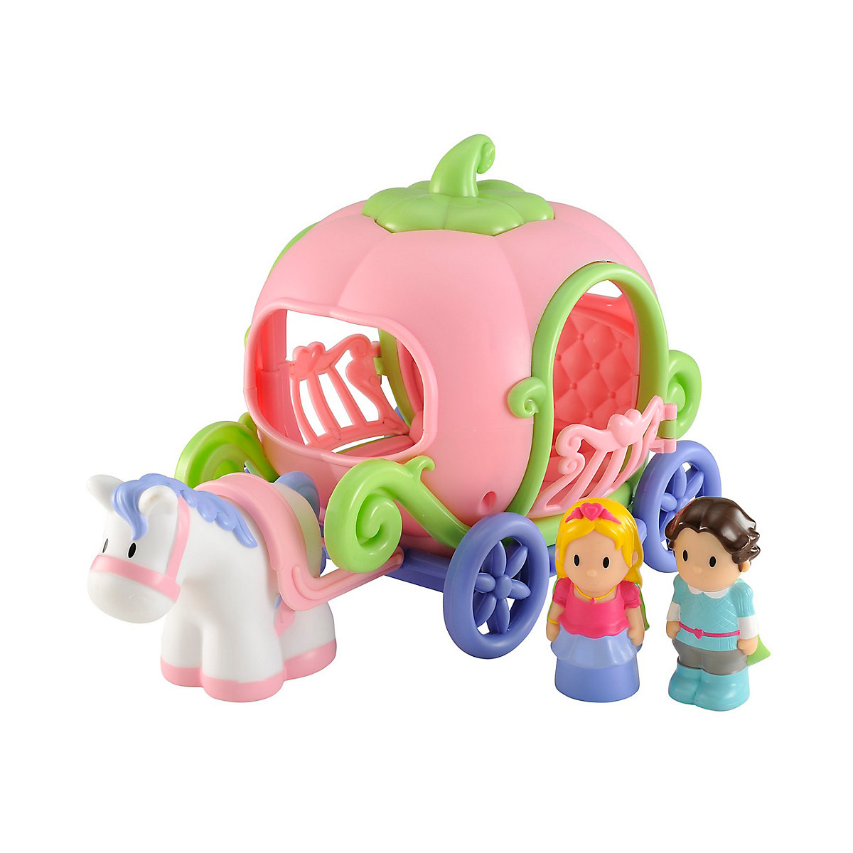 Happyland Fantasy Carriage Toy From 2 years