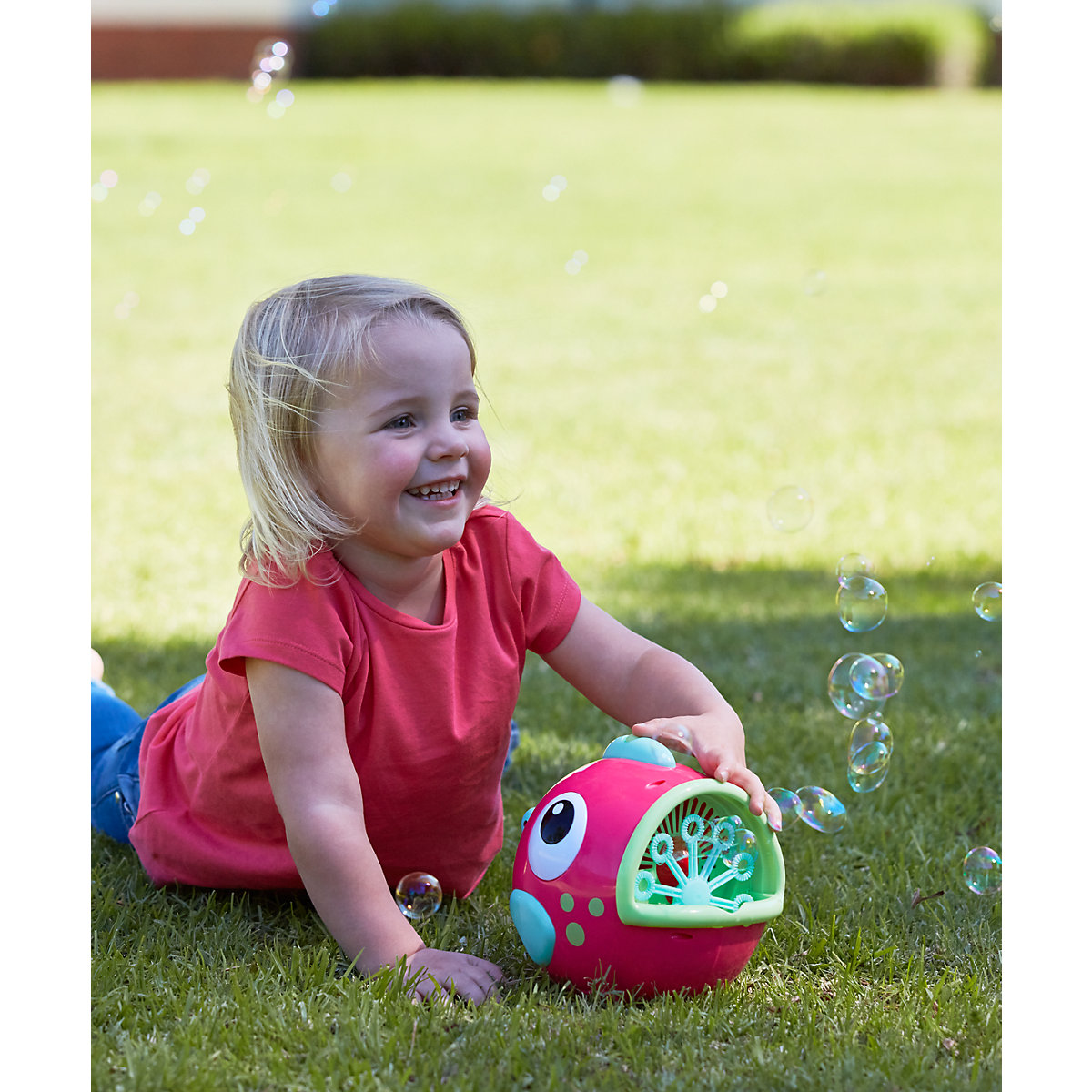 New ELC Boys and Girls Bubbly Fish Flora Toy From 3 years - Early Learning Centre Gifts