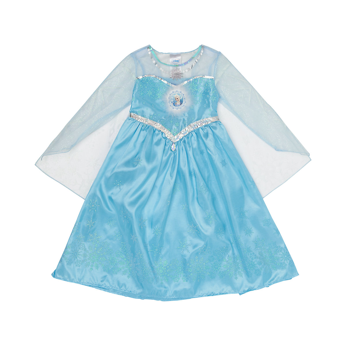 New ELC Disney Frozen Elsa Dress 3-4 Years Toy From 3 years - Dressing Up Gifts