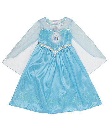 Disney Frozen Elsa Dress 3 4 Years
