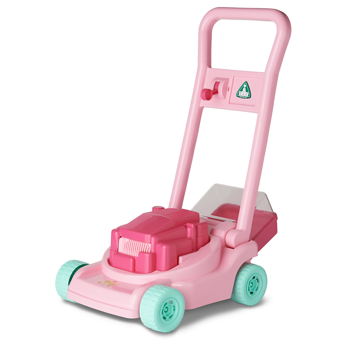 Pink Lawnmower