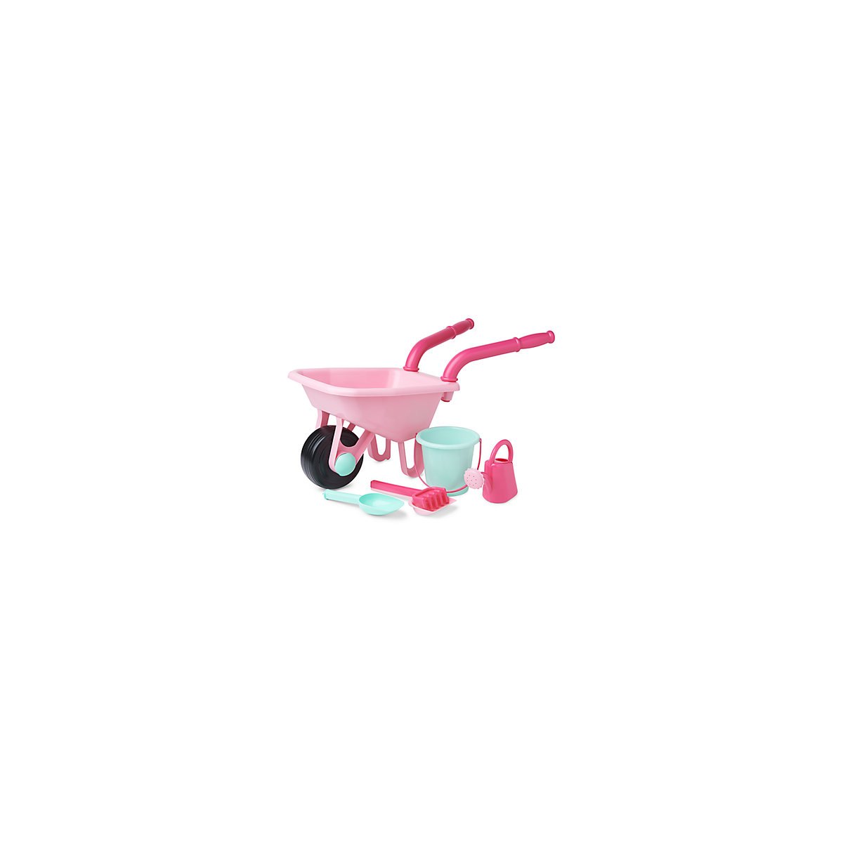 Wheelbarrow Set   Pink Toy From 3 Years