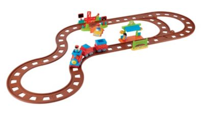 New ELC Happyland Railway Track Extension Set Toy From 2 years