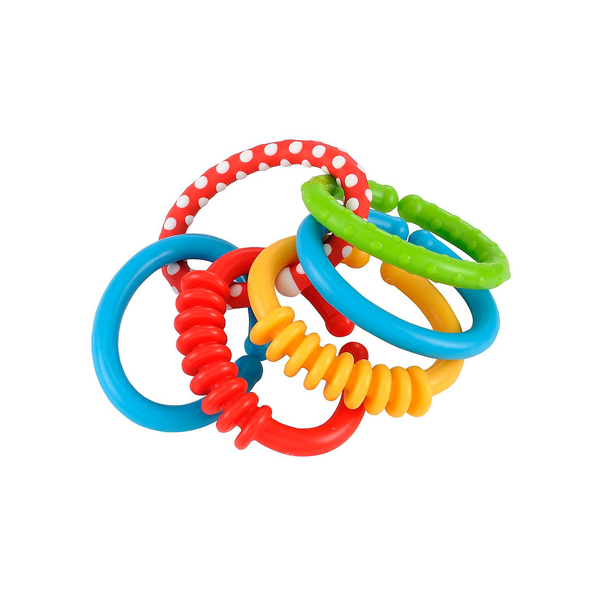 New ELC Boys and Girls Blossom Farm Loopy Links Toy From Birth - Toy Gifts