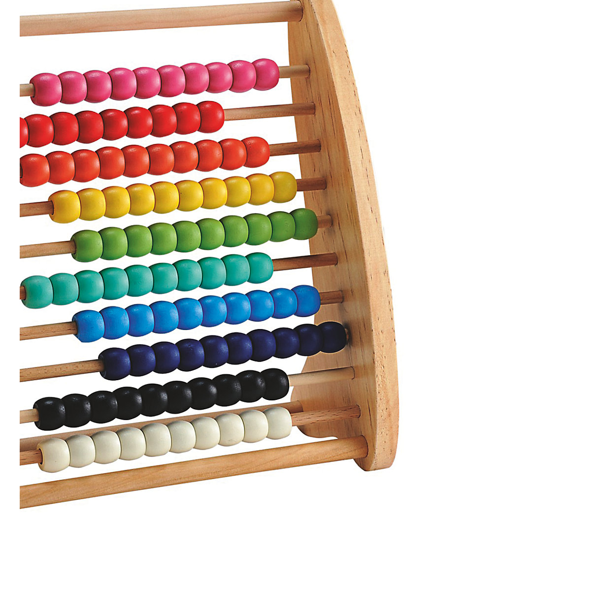 New ELC Boys and Girls Abacus Teaching Frame Toy From 3 years - Teaching Gifts