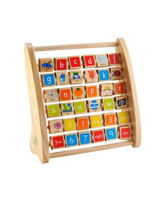 New ELC Boys and Girls Alphabet Teaching Frame Toy From 2 years