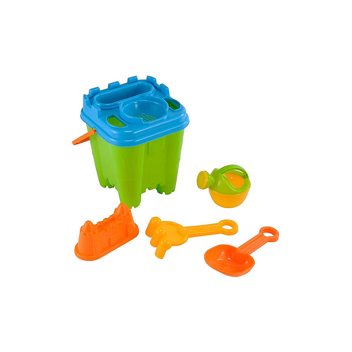 New ELC Boys and Girls Bucket Set Toy From 18 months - Early Learning Centre Gifts