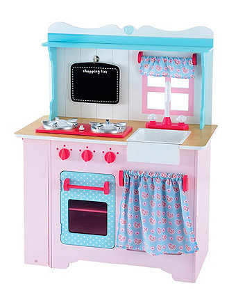 Toy Kitchen Play Kitchen Sets For Children Elc