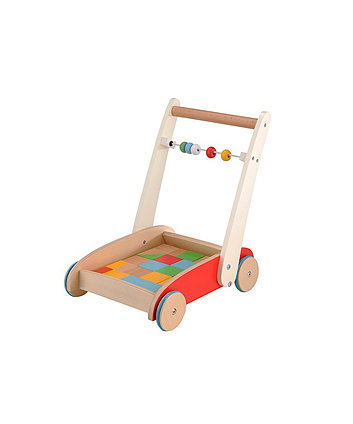 Wooden Toddler Truck