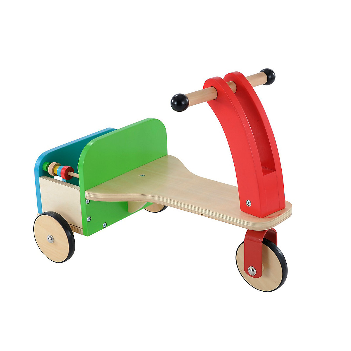 Wooden Trike Toy From 12 Months