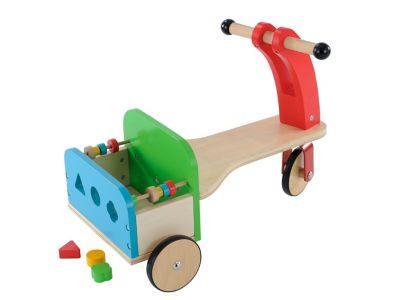 Wooden Trike