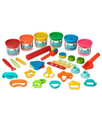 Soft Stuff Bumper Dough and Tool Set
