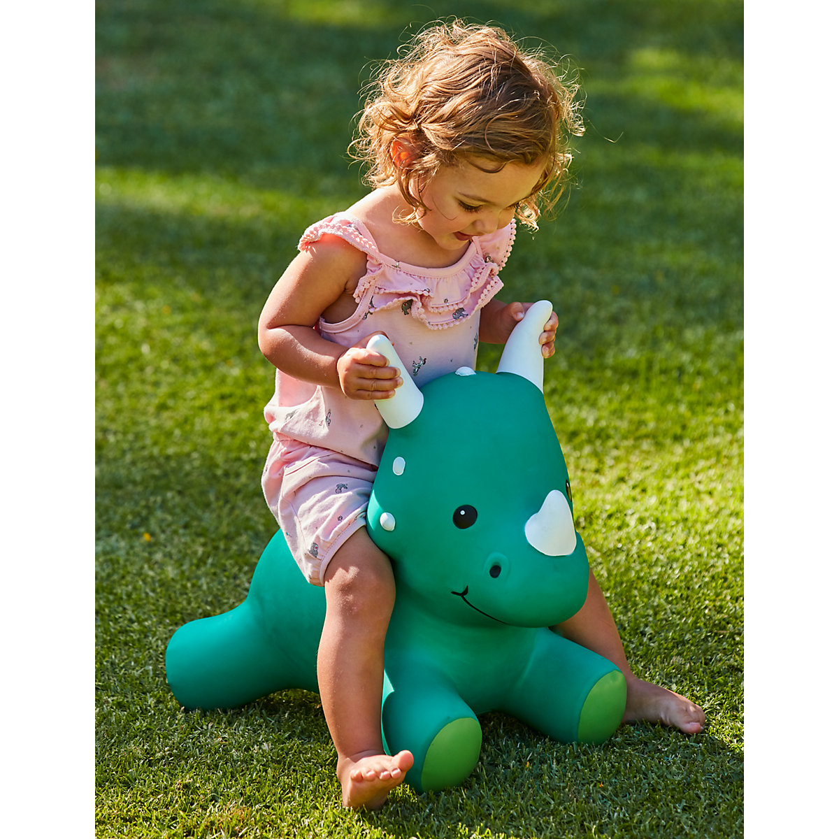New ELC Boys and Girls Dinosaur Hopper Toy From 12 months