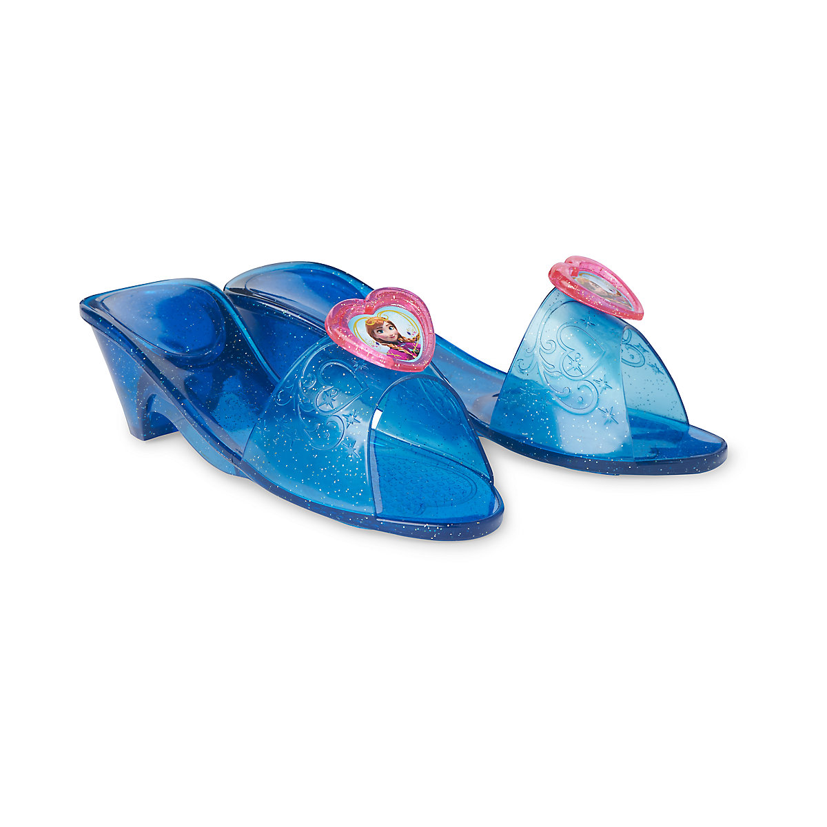 New ELC Girl Disney frozen anna jelly shoes Toy From 3 years - Dressing Up Gifts