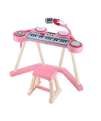 Key-Boom-Board - Pink