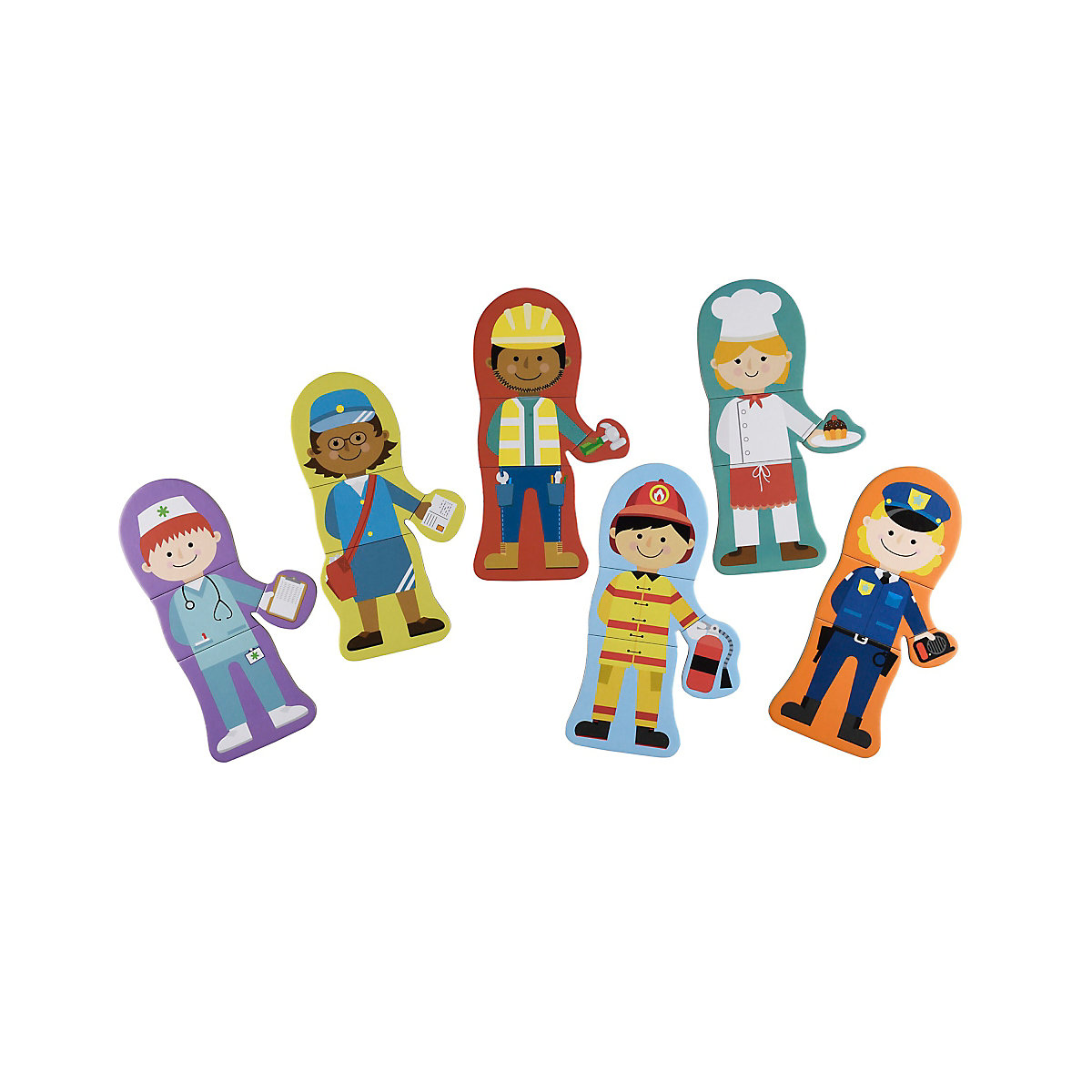 New ELC Boys and Girls I Want To Be Puzzles Toy From 3 years - Puzzles Gifts