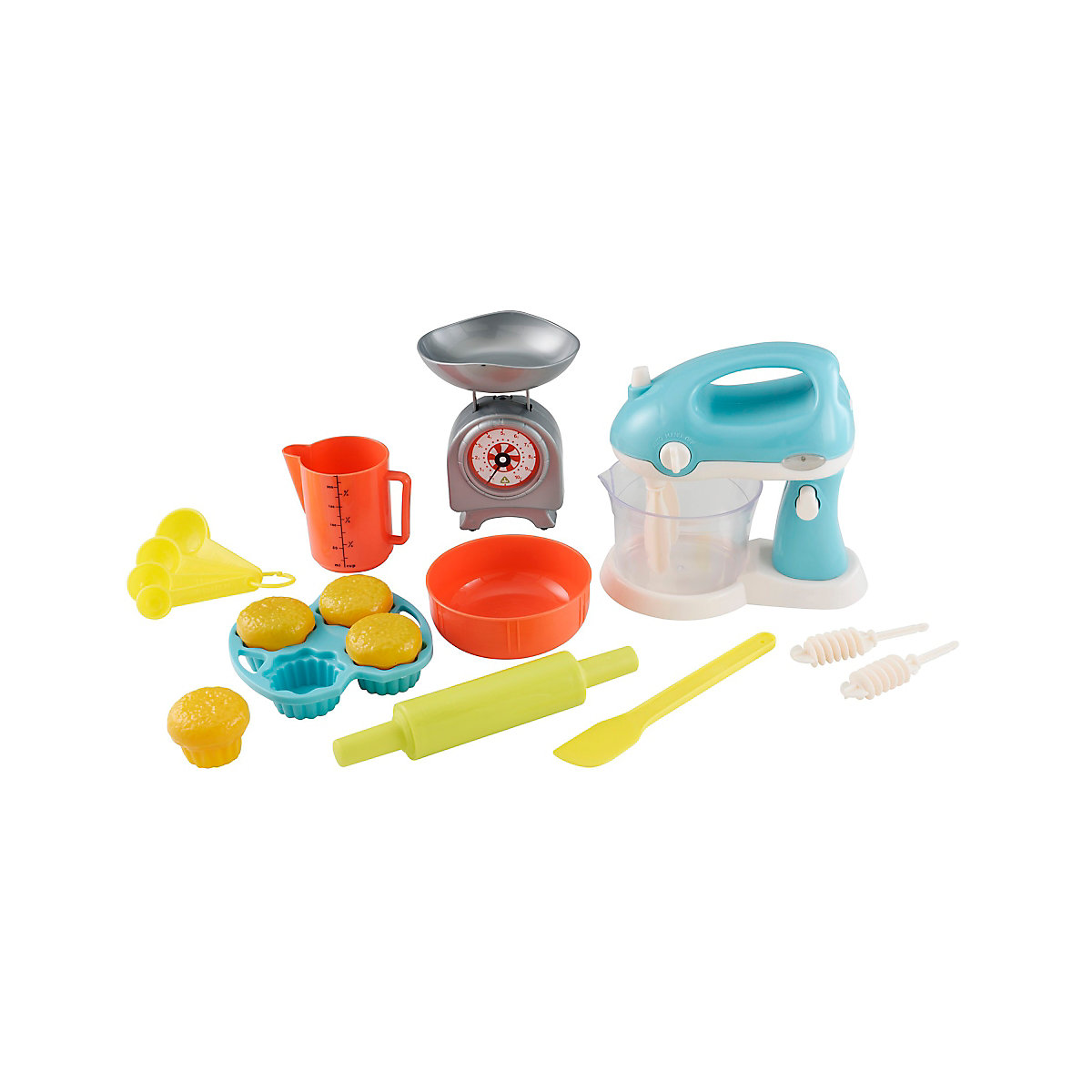 New ELC Boys and Girls Complete Baking Set Toy From 3 years - Dressing Up Gifts