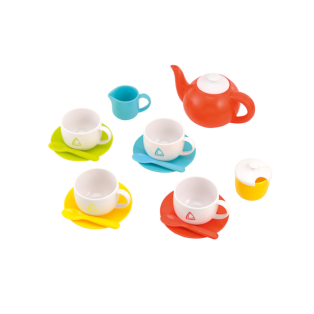 New ELC Boys and Girls Tea Set Toy From 3 years